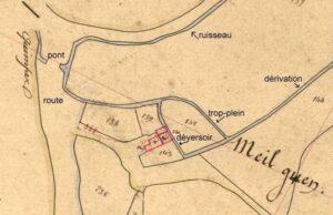 Cadastre de 1840