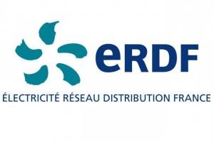Logo ERDF