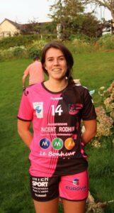 Jeune sportif prometteur - Carla Sinou
