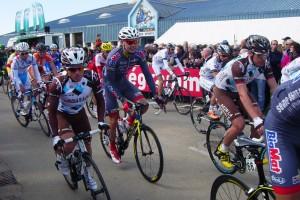 Départ Tour du Finistère 2014