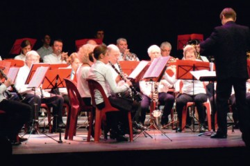Concert de l'ensemble harmonique