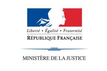 Logo Linistère de la Jusctice