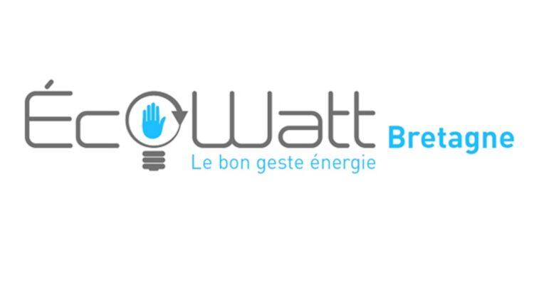 Logo ecowatt bretagne