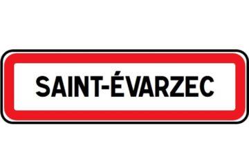 Panneau de Saint-Evarzec