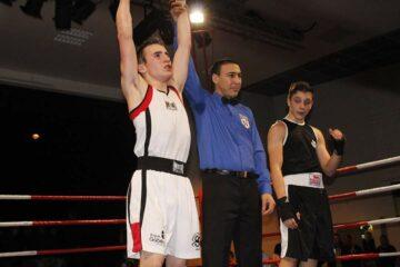 Jeune – boxe Guillaume Le Boulanger