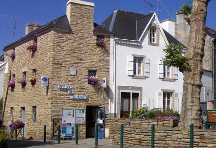 Offices du tourisme du pays fouesnantais mairie de saint - La foret fouesnant office de tourisme ...