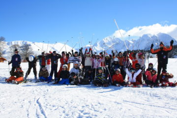 Ecole Saint-Louis – page 12 – Séjour au ski