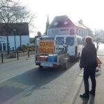 Départ des jeunes – Relais run and bike