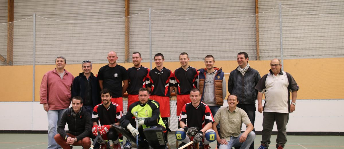 Match Rink Hockey
