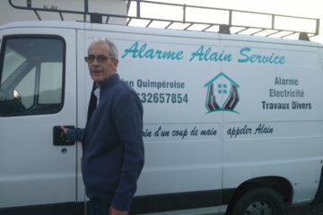 Vie économique – Alarme Alain Service