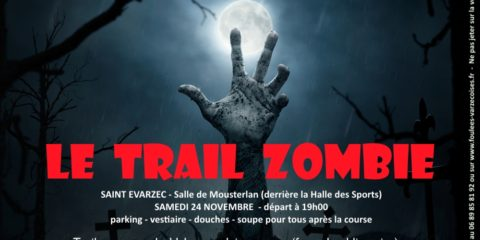 affiche zombie 2018