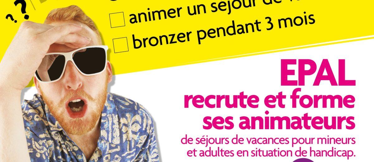 affiche recrutement 2019