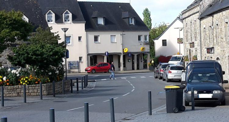 centre ville Saint Evarzec