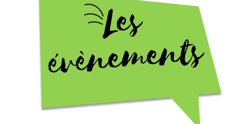 bulle site web evenements