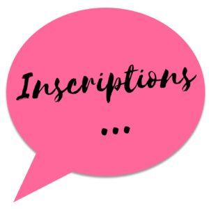Incsriptions