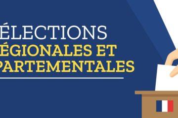 Élections Régionales et Départementales 2021 en France – 13 et 20 Juin 2021