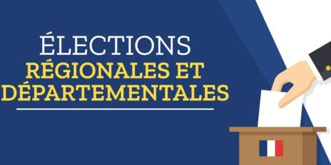 Les élections départementales et régionales, s'inscrire et voter par procuration.