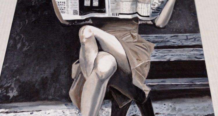 Exposition de peintures - association Libre Pinceau