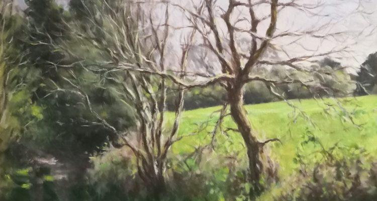 Exposition de peintures - Dominique DONVAL